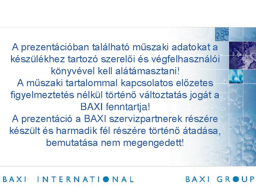 Baxi eco3 ismerteto service manual free download for Baxi eco 3 manuale