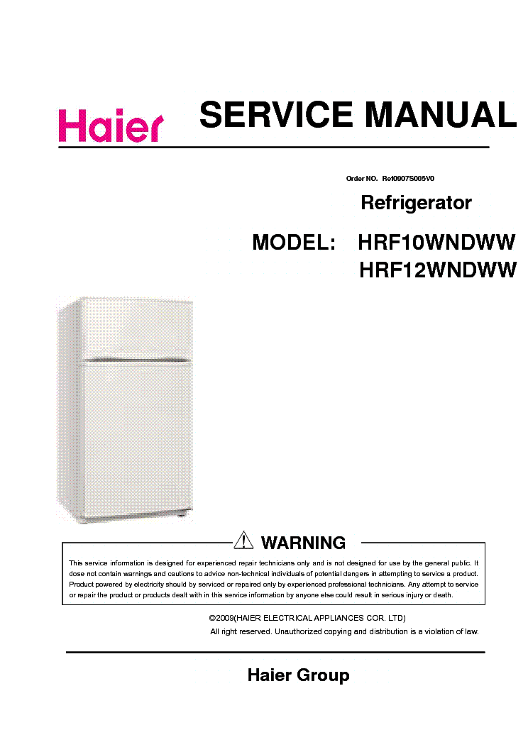haier refrigerator repair manual best refrigerator 2018 rh refrigerator milestonellc us Haier Air Conditioners User Manuals Haier Room Air Conditioner Manual