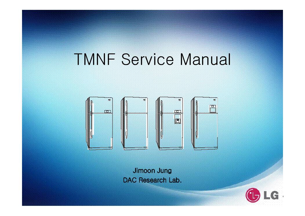 lg tmnf refrigerator training manual service manual download rh elektrotanya com lg refrigerator user manual pdf lg refrigerator user manual pdf