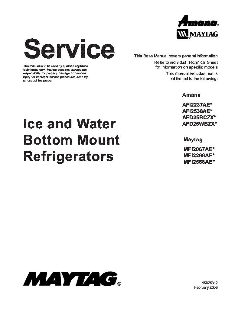 amana refrigerator repair manual best refrigerator 2017 amana refrigerator schematic diagram auto wiring