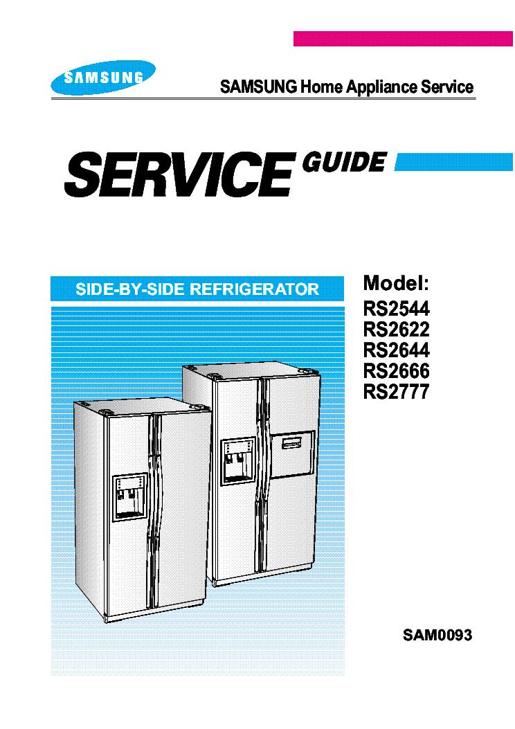 Refrigerator repair help: how to fix a refrigerator.