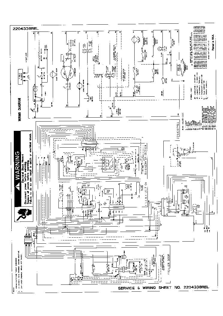 Whirlpool Ed25uexht01 Wiring Diagram Service Manual