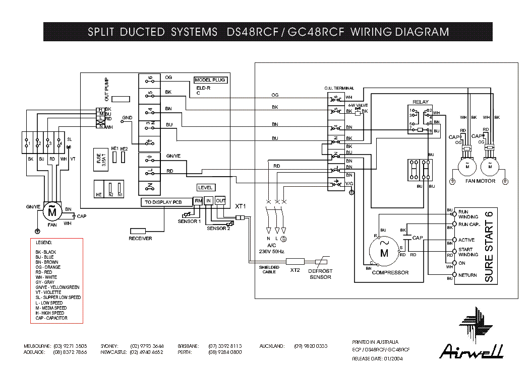 Air Conditioner Wiring Diagram Pdf : Ac vent filters free engine image for user manual