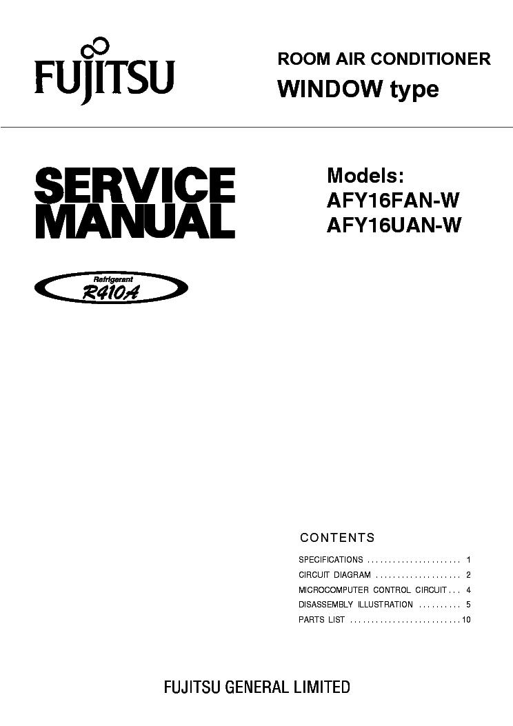 fujitsu asy7 asy9 asy12 lmacw aoya18lat3 aoya24lat3 sm service rh elektrotanya com fujitsu asy 9 service manual Asy Counseling