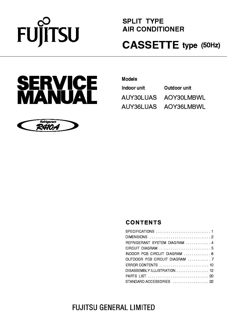 fujitsu auy30 36luas aoy30 36lmbwl service manual download rh elektrotanya com