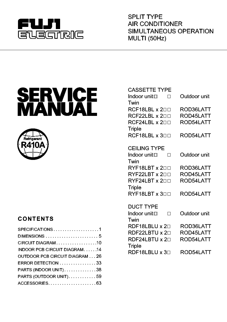 fujitsu rod36 rod54latt service manual download schematics eeprom rh elektrotanya com service manual fujitsu service manual fujitsu mini split
