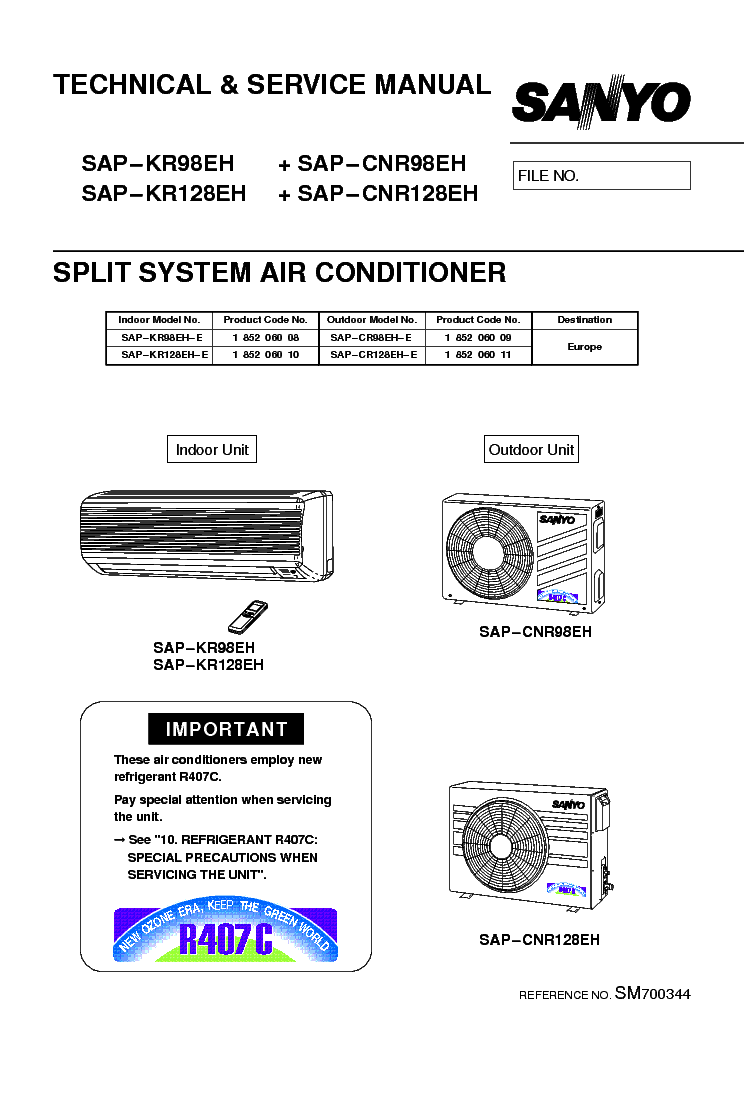 sanyo ecj sl3 service manual free schematics eeprom repair info for electronics
