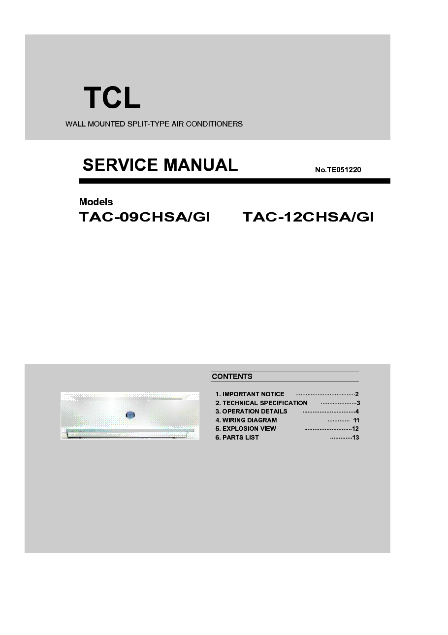Tac Manual Countax E36 Wiring Diagram Tcl 09chsa