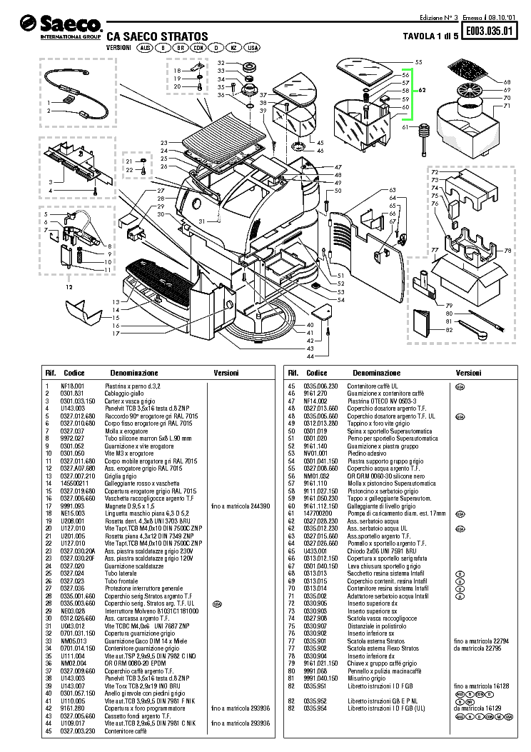saeco stratos service manual download schematics eeprom repair rh elektrotanya com saeco xsmall repair manual saeco xsmall repair manual