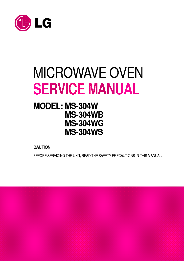 microwave repair lg microwave repair manual rh microwaverepairshibanae blogspot com Microwave Replacement Parts for LG LG Refrigerator Parts