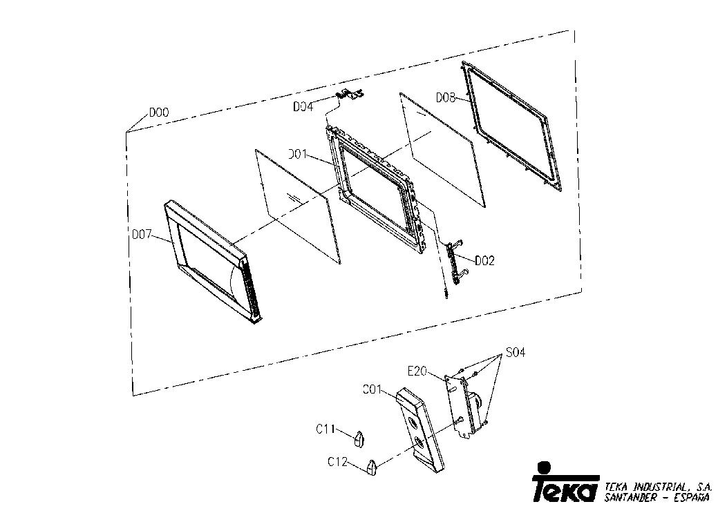Teka Mw 21 Bf Blanco Service Manual Download Schematics Eeprom