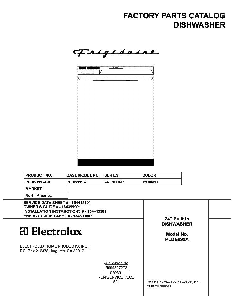electrolux ewf1083 repair manual pdf