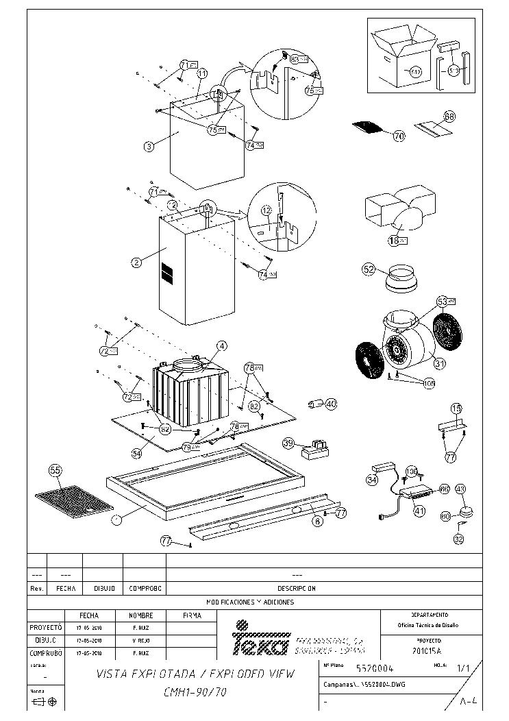 teka service manual