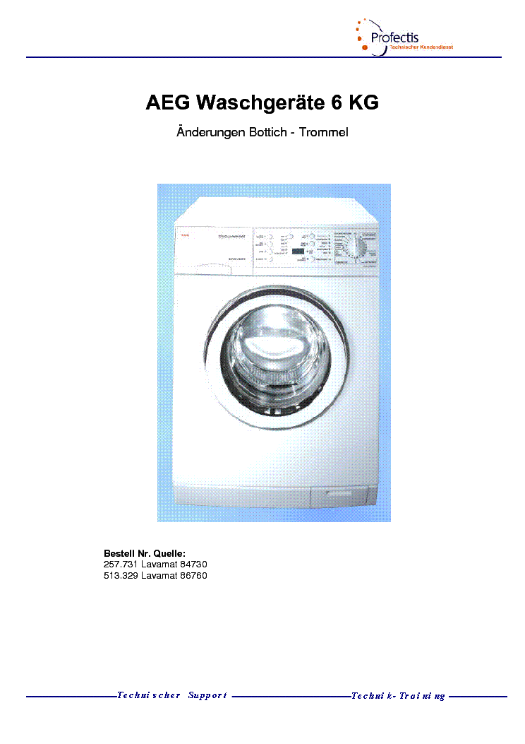 disassemble washing machine