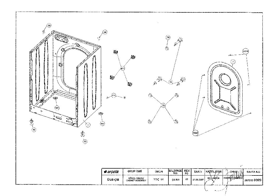 beko washing machine repair manual