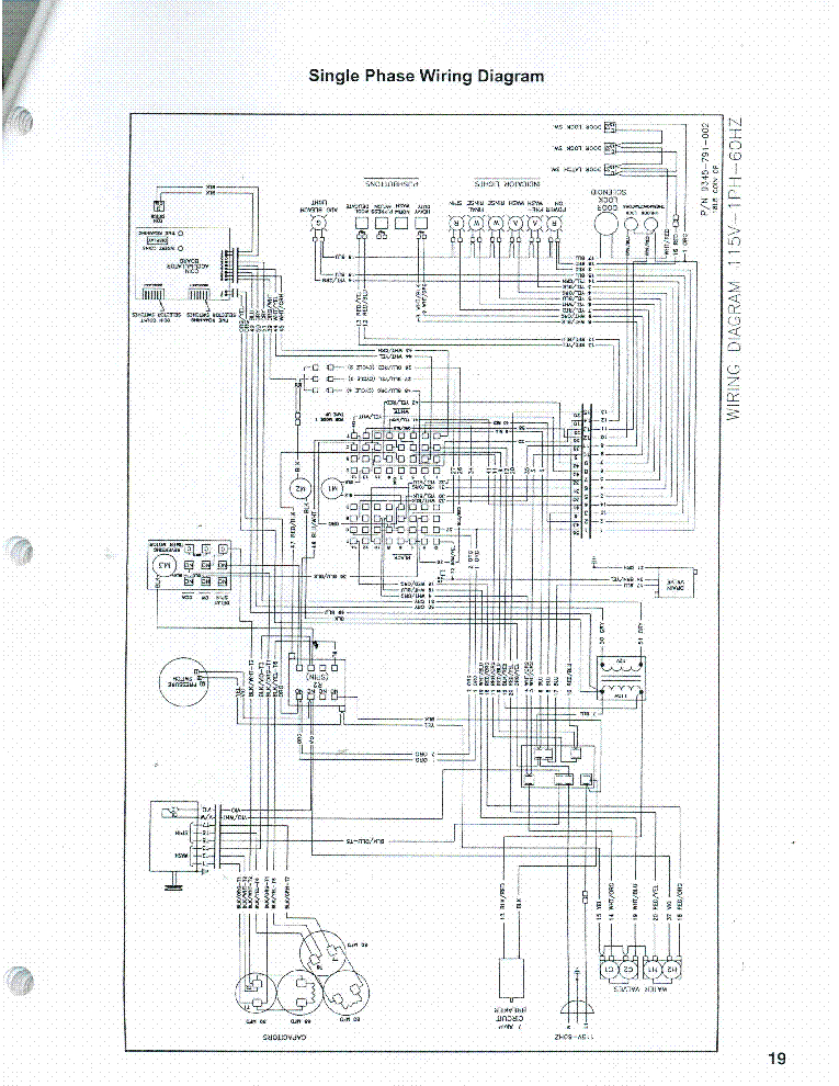 electrolux dexter wcn18aa wiring service manual download