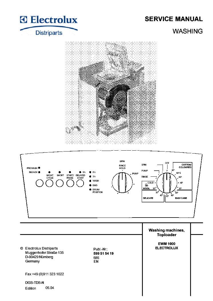 Инструкция к стиральной машине indesit ewt 815