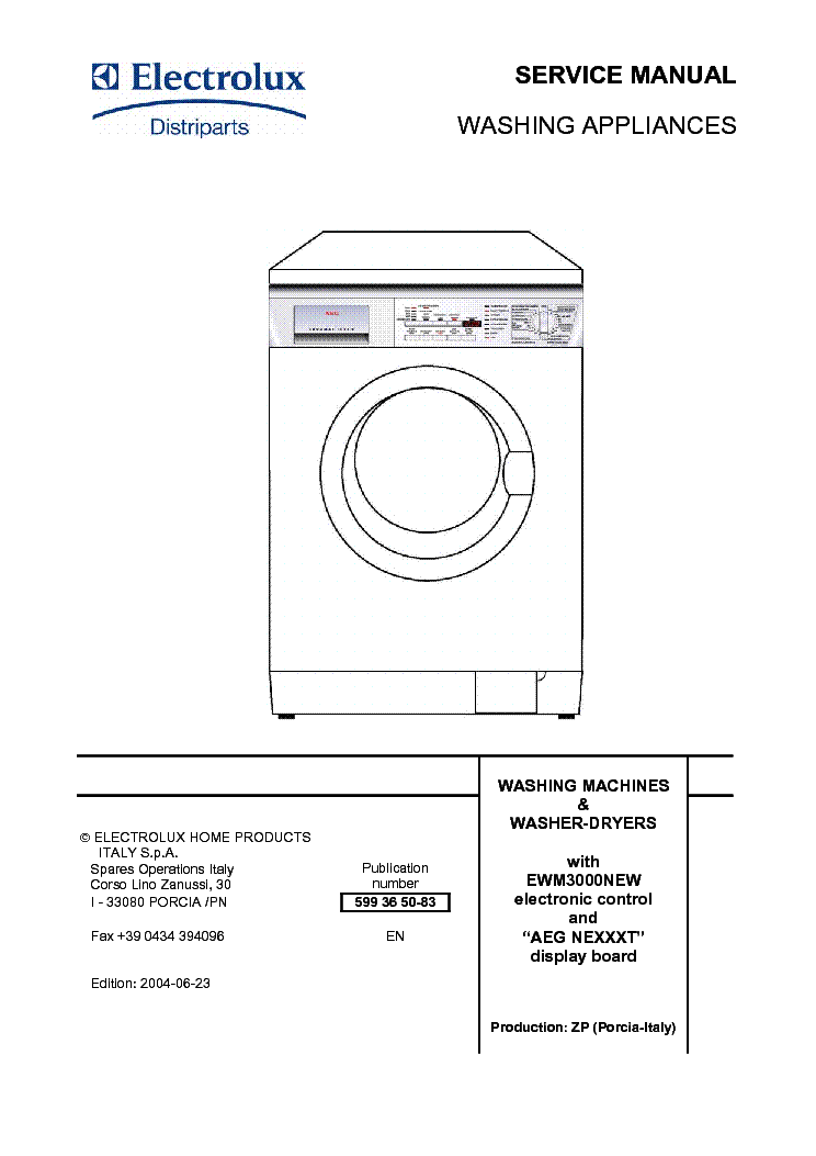 electrolux ewf10470w wiring diagram service manual download rh elektrotanya com
