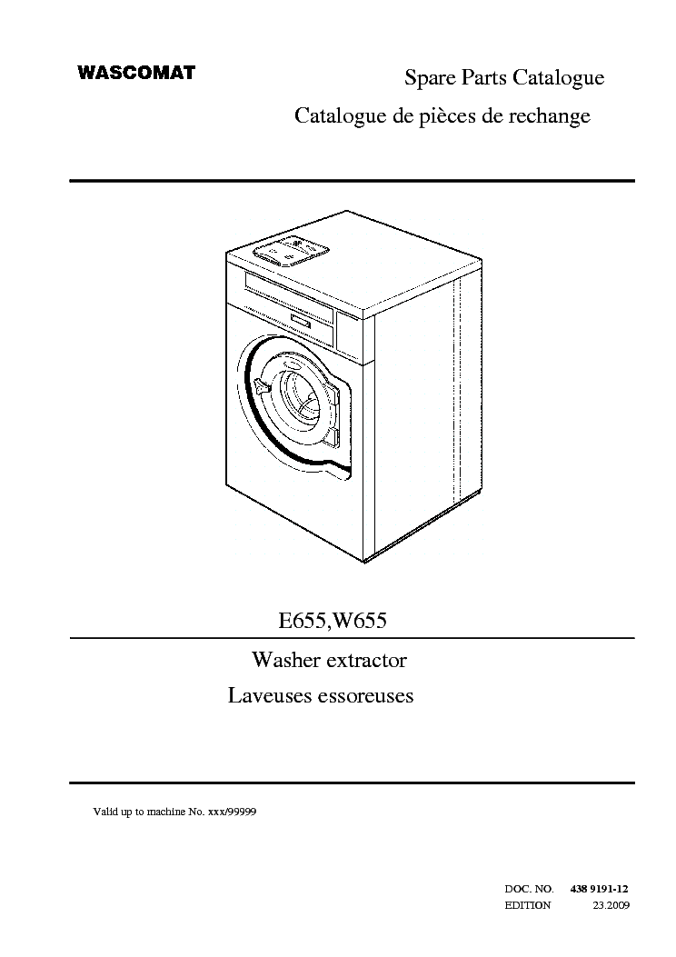 Electrolux wascomat e w service manual download