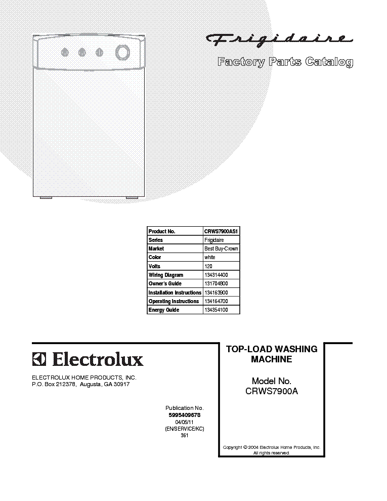 frigidaire_crws7900a.pdf_1 frs26zrg wiring diagram electronic circuit diagrams \u2022 45 63 74 91 Frigidaire Gallery FRS26ZTH at mifinder.co