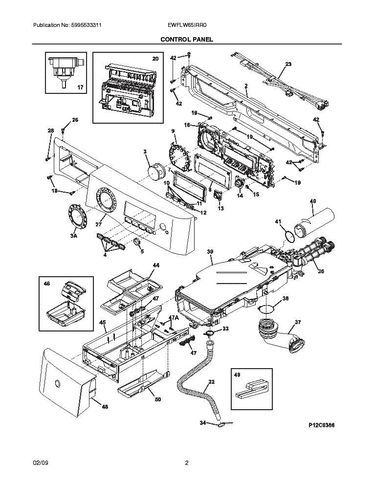 frigidaire ewflw65irr0 service manual download  schematics