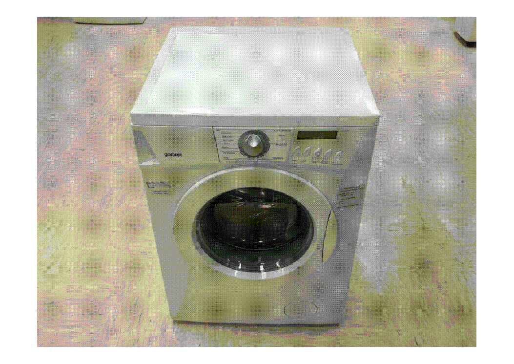 Gorenje Washing Machine Training Manual Service Manual