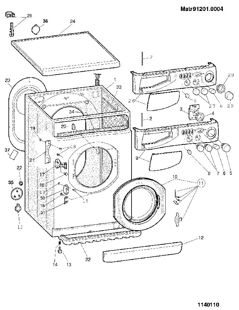 Washing Machine Wiring Diagram Pdf