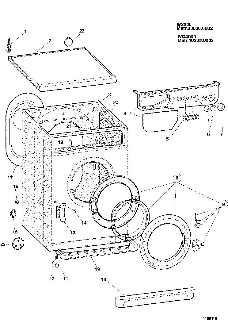 стиральных машин схемы.