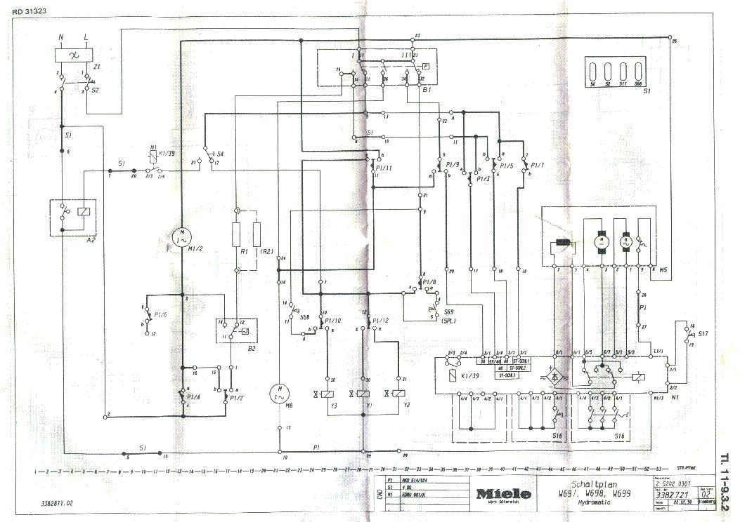 miele w697 w698 w699 hydromatic sch service manual