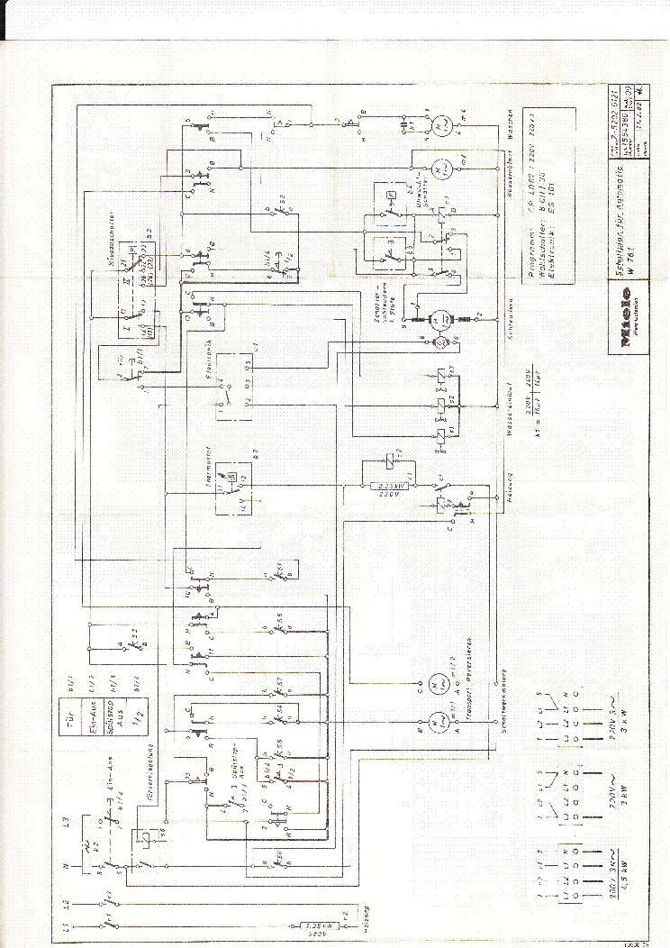 miele w761 service manual download  schematics  eeprom