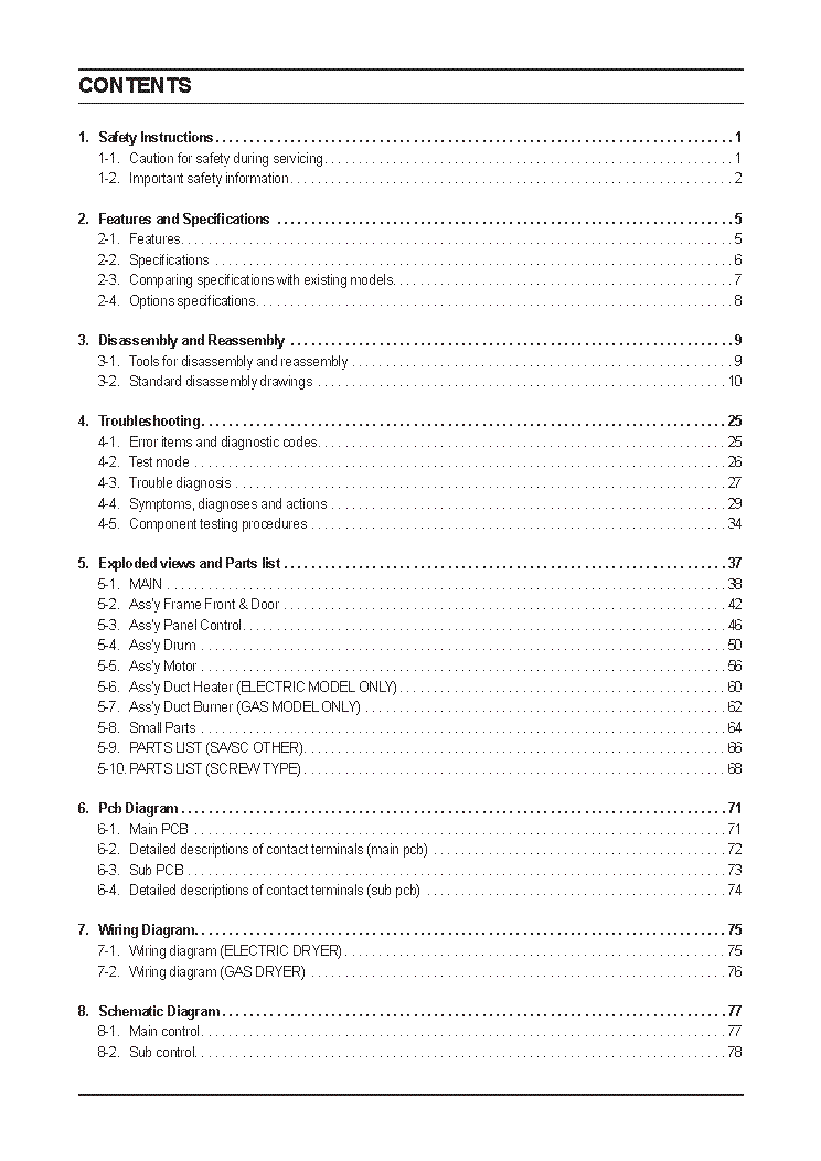 Samsung Dv220aew Xaa Manual Guide