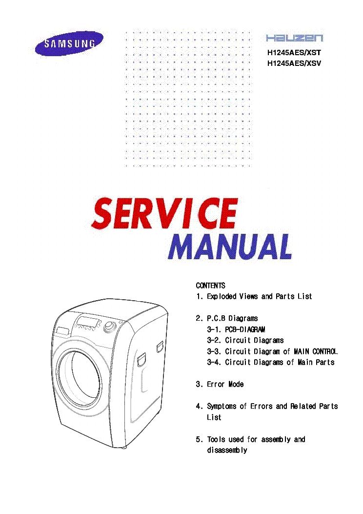 manual washing machine