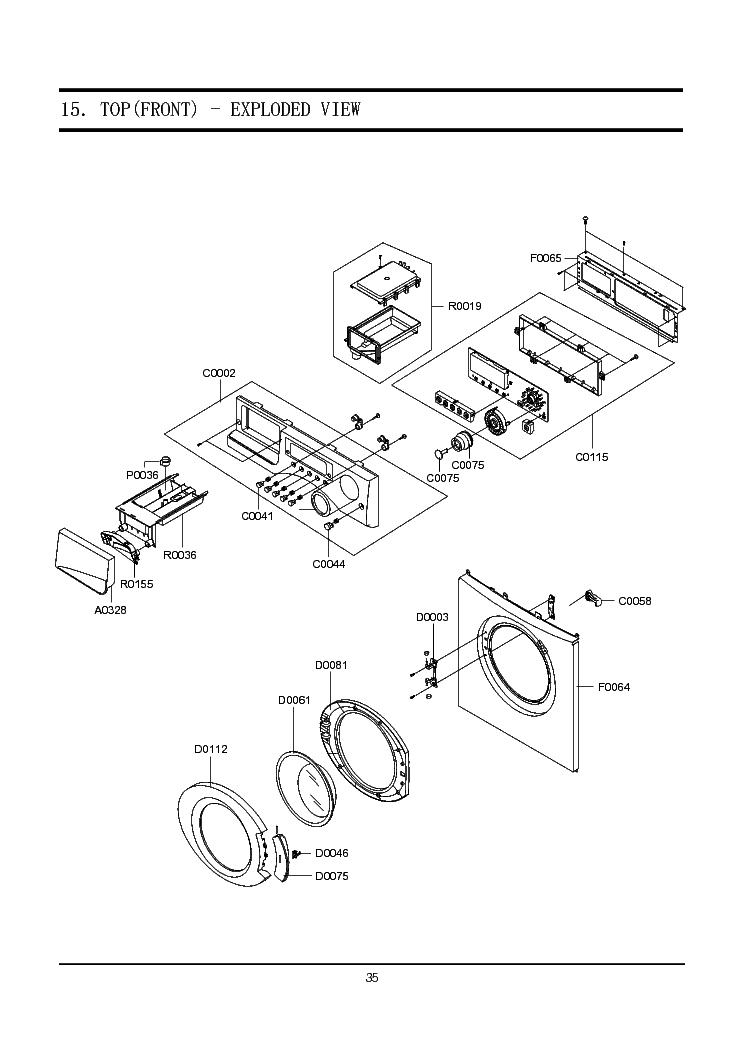 samsung j 845iw explded view parts list service manual download  schematics  eeprom  repair info
