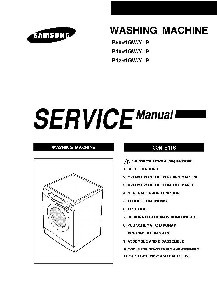washing machine diagram pdf   27 wiring diagram images