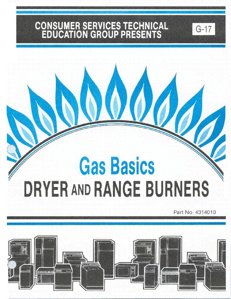 whirlpool clothes dryer repair manual