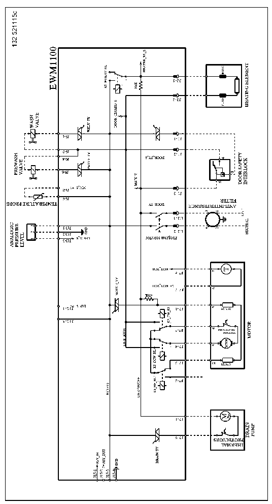 zanussi zt400 wiring diagram service manual free download
