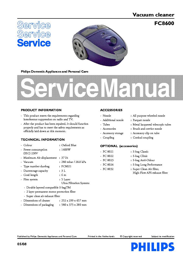 Dyson Vacuum Cleaner Repair Manual Guide