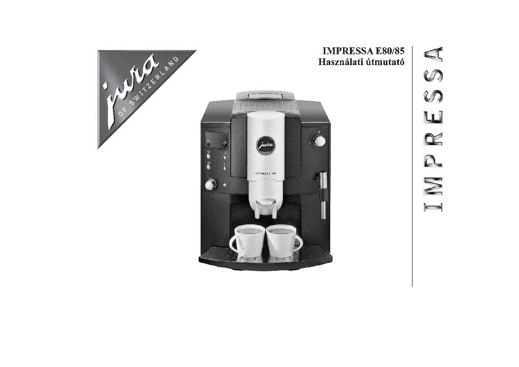 jura impressa x9 repair manual
