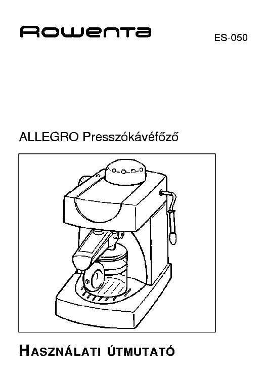 Rowenta Es 050 инструкция
