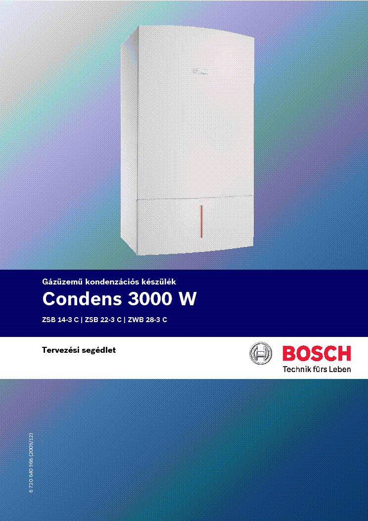 bosch classixx 6 user manual