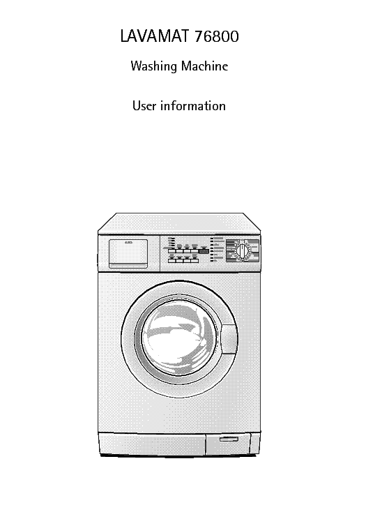 aeg 76800 lavamat service manual download  schematics
