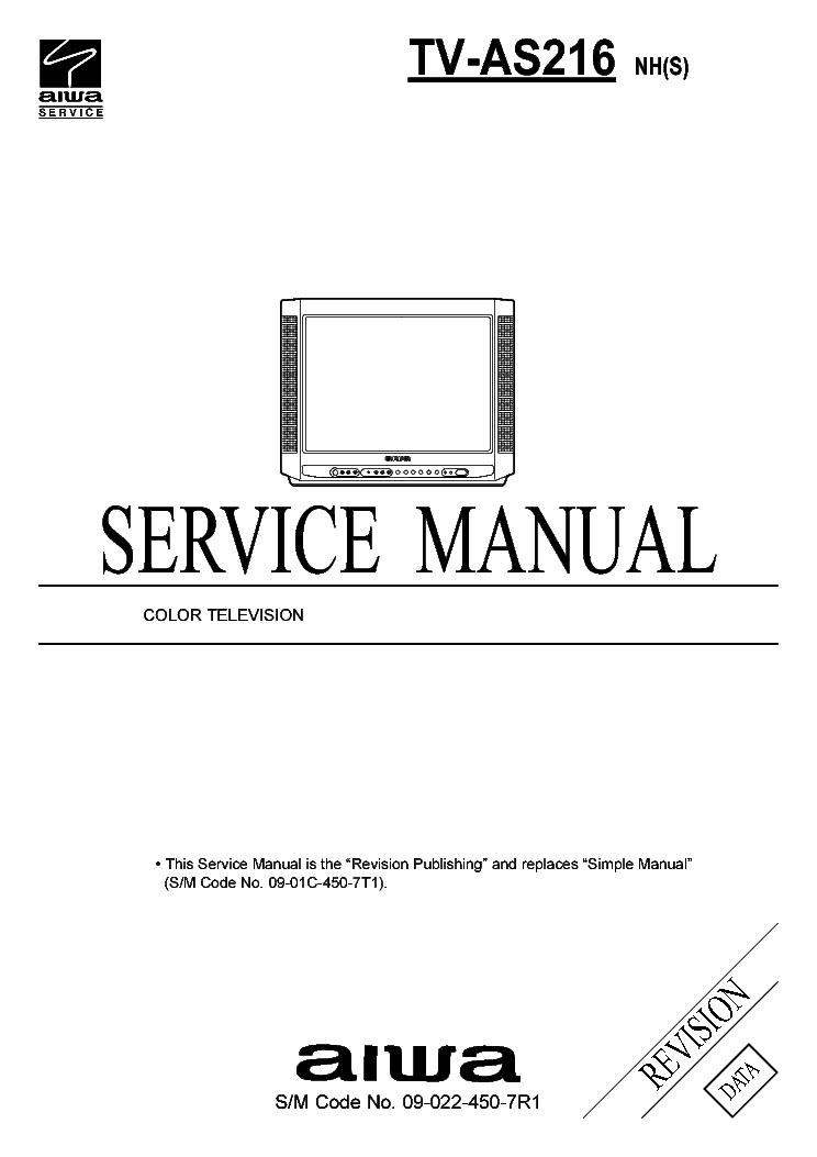 aiwa tv a2019 a2119 service manual download schematics eeprom rh elektrotanya com aiwa led tv manual aiwa tv user manual