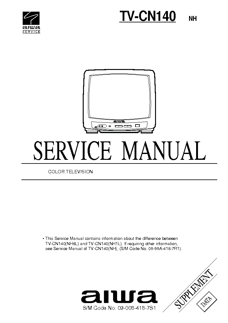 aiwa tv an2010 nosch service manual download schematics eeprom rh elektrotanya com A Simple Battery Circuit Diagram AM Radio Circuit Diagram