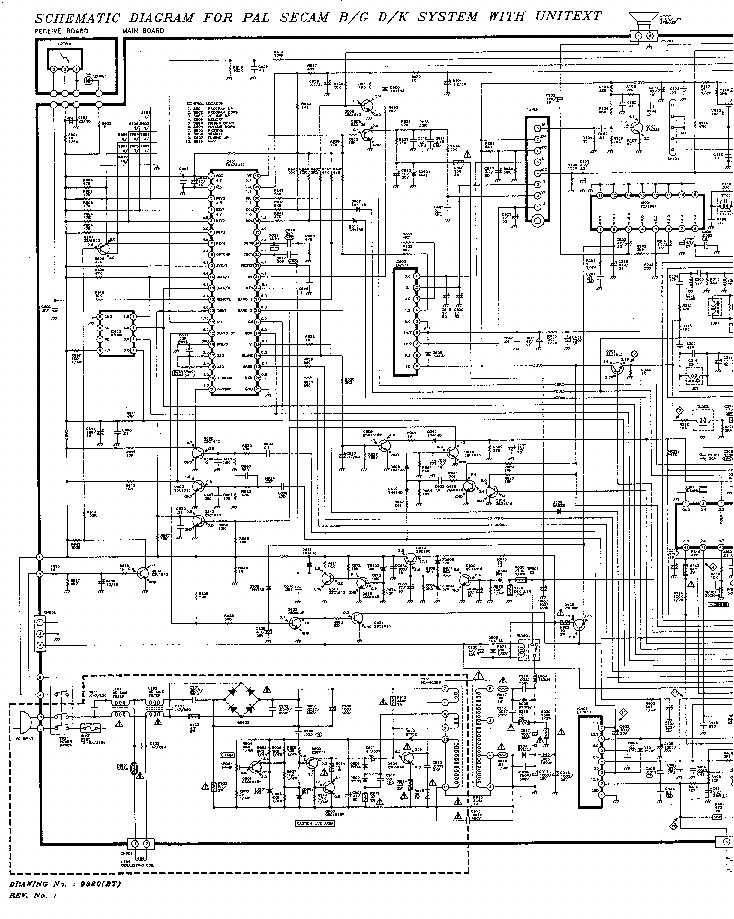 Wah Schematic