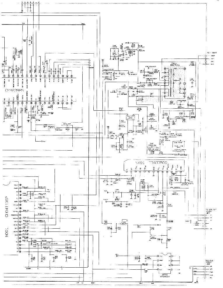 Apex At2702 Sch Service Manual Download Schematics Eeprom Repair