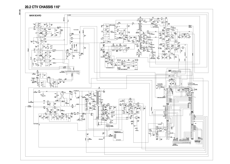 beko 20 2 main board sch service manual download  schematics  eeprom  repair info for
