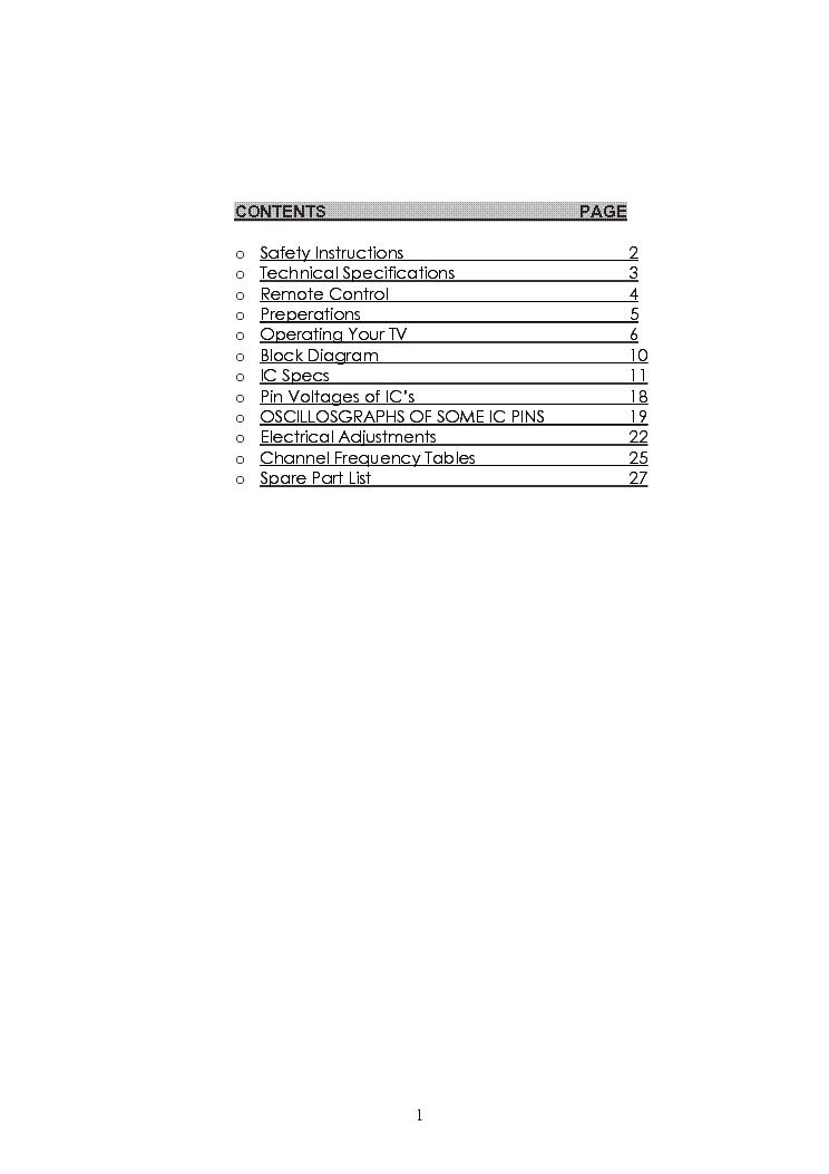 Beko E1 Sm Service Manual Download  Schematics  Eeprom