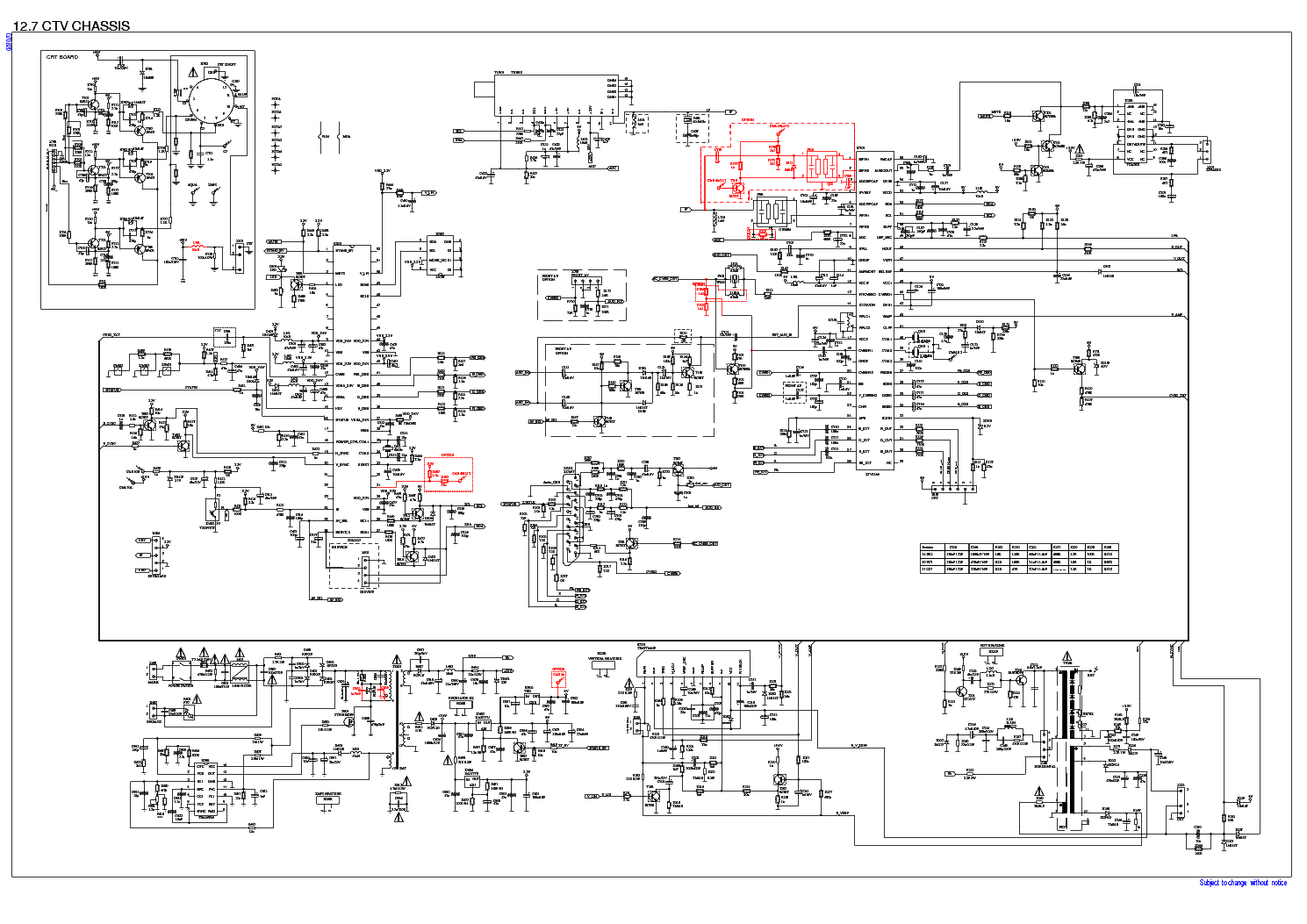 Free Tv Circuit Diagram Trusted Wiring Index 238 Control Seekiccom Beko Tel Chassis 12 7 Service Manual Download Samsung Schematic Diagrams
