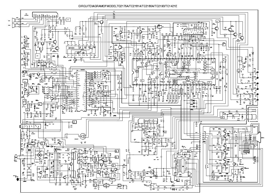 Panasonic Tv Circuit Diagram Pdf