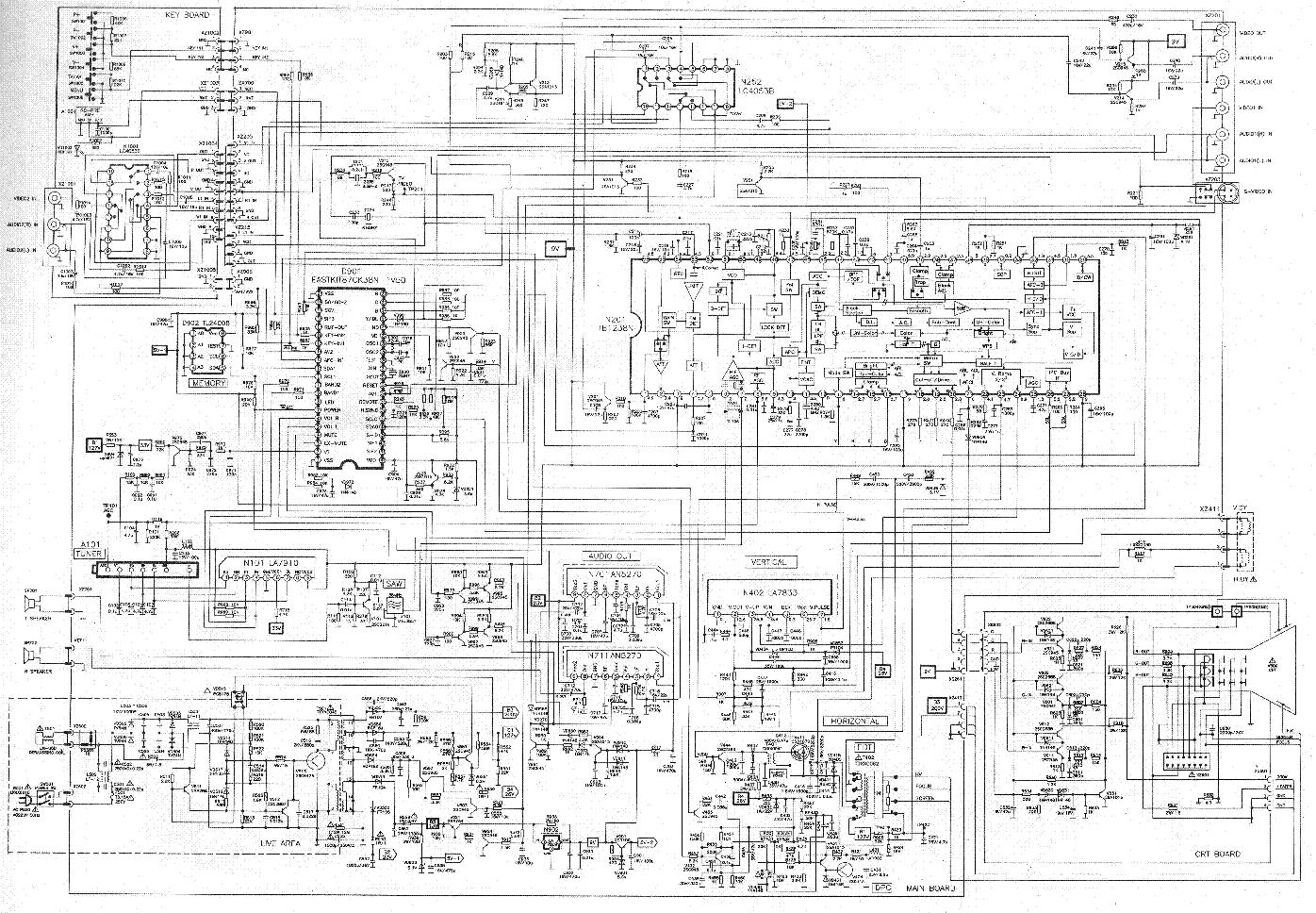 china chassis ss2 lc863528a xxxx la76810al sch service manual download  schematics  eeprom